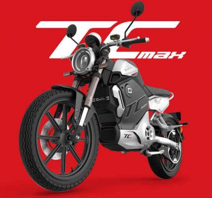 Motocykl elektryczny